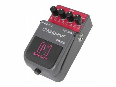 Beta Aivin OD100 pedale effetto Over Drive