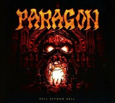 Paragon - Hell Beyond Hell [New CD] UK - Import Remedy (Digipak)