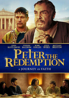 Peter: The Redemption (2016, DVD NEW)