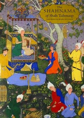 HUGE NEW Shahnama of Shah Tahmasp Persian Book of Kings 250 Paintings Color Pix