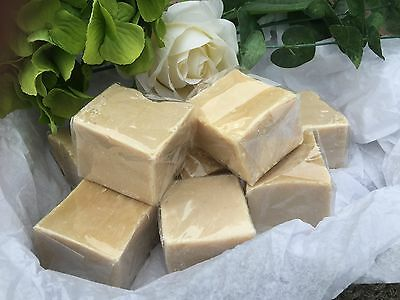 Savon De Marseille Light Olive Guest Cube Soaps Approx 1KG Bundle Job Lot