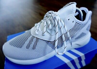 timeless design 6b891 1a44b ADIDAS Tubular Runner Weave Mens Trainers - Size 7