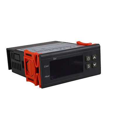 LCD Digital STC-1000 10A All-Purpose Temperature Controller With Sensor Tool