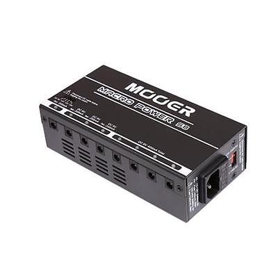 BRAND NEW Mooer Macro Power 8 Output Power Supply macropower