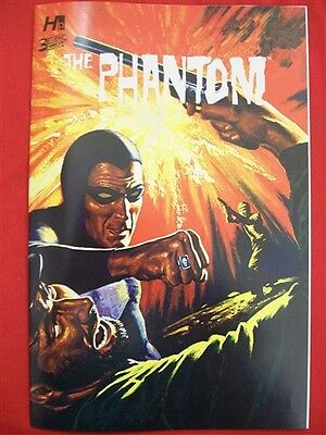 Phantom 80Th Anniversary 3 Rivers Comicon Ndc Hermes Press Variant Comic 2016 Nm