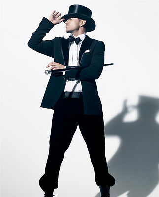 Justin Timberlake UNSIGNED photo - 7246 - Mirrors, Rock Your Body, Señorita