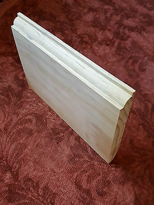 "PINE SKIRTING BOARD  6"" x 3/4"" 150mm x 20mm: £30.00 for 9.75 Mtrs"
