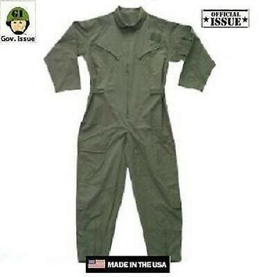 US AIRFORCE USMC USAF ARMY NAVY Fliegerkombi Pilotenoverall Kombi Overall  40R