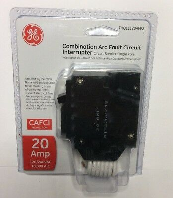 New Circuit Breaker Square D QO115GFI  GFCI 15 Amp 1 Pole 120/240V  10kA Plug In