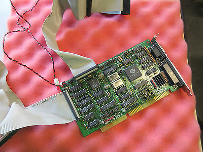 Diamond Flower 16 Bit ISA I/O Controller Card  MIO-550