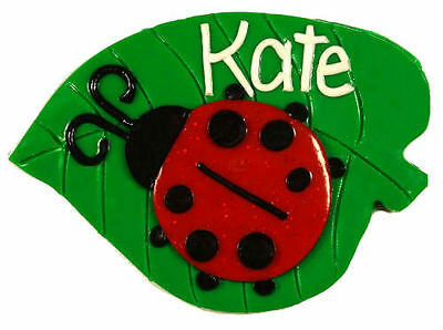 Ladybird Name Badge - with your name