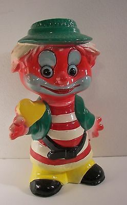 Hobo Clown Bank Made In Japan Numbered 8 00 Picclick