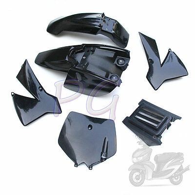 Oem New Ktm Sx 50Cc 50Sx Ktm50 Black Plastics Fender Cover Kit   Jr Sr