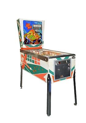 Sure Shot  Pinball Machine By Gottlieb 1976