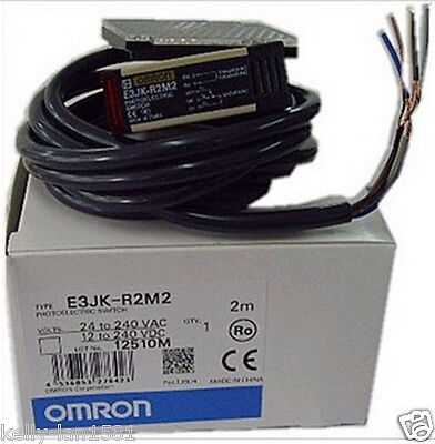 1PC Omron Photoelectric Switch E3JK-R2M2 New In Box