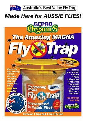 Fly Trap - GEPRO Amazing MAGNA Fly Trap