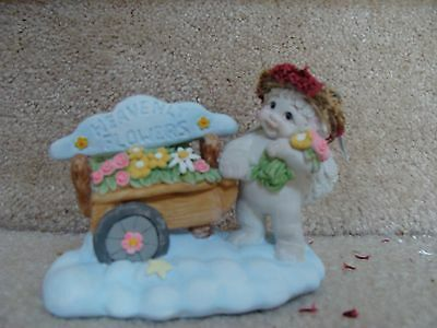 Dreamsicles Cast Art Figurine CD104 Heavenly Flowers