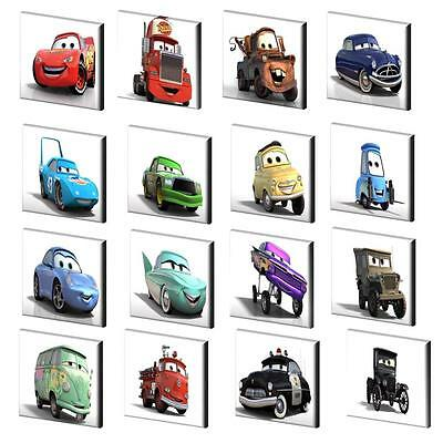 Disney Cars Characters Canvas Picture 16 Designs To Choose From
