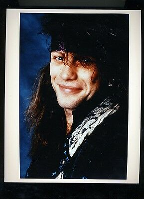 Jon Bon Jovi original publicity press photo #7