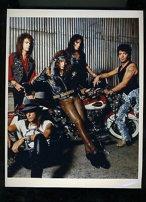 Bon Jovi original publicity press photo #1