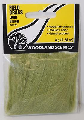 OO HO Scale Woodland Scenics Light Green Field Grass FG173 FNQHobbys
