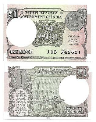 Indien India 1 Rupees 2016 Unc P 108 New