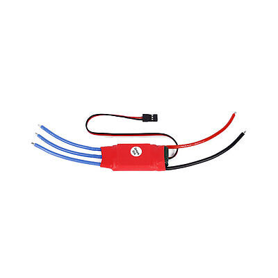 30AMP 30A SimonK Firmware Brushless ESC w/ 3A 5V BEC for RC Quad Multi Copter WL
