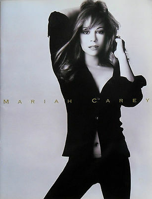 Mariah Carey * Daydream Tour Programme * 1996 * Htf! * 7 Shows Only!