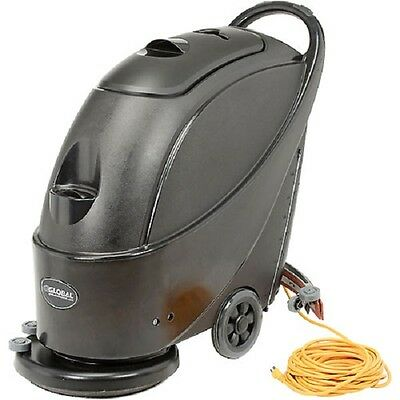 "NEW! Global Electric Auto Floor Scrubber 17"" Cleaning Path - Corded!!"