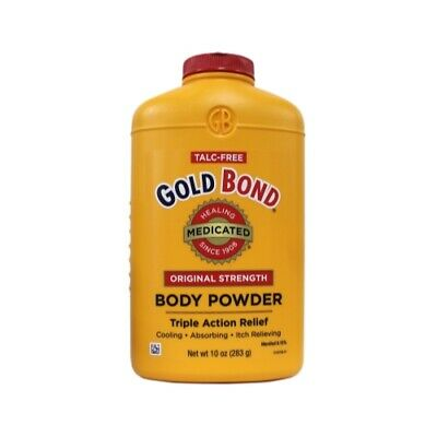 Gold Bond Body Powder Medicated 10 oz Each