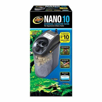 Nano External Canister Filter - 10 gal