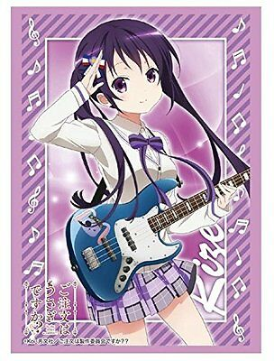 Is The Order A Rabbit RIZE Trading Character Card Game Sleeves Anime Vol 1073