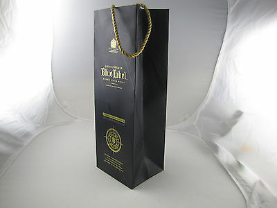 Johnnie Walker Whisky Blue Label VOYAGER Edition Paper Bag