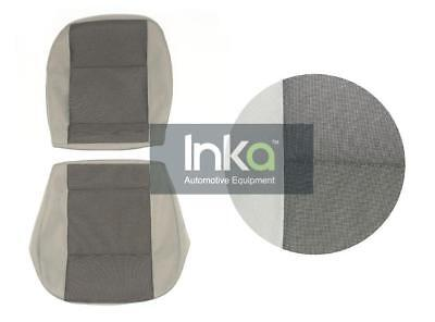 Replacement OEM Fabric Seat Cover VW T5 GP Transporter Rear Double Tasamo