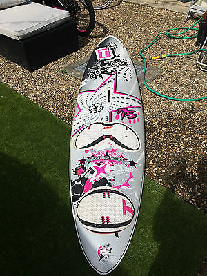 tabou Pocket Wave 75 TEAM EDITION Windsurfing Board - Excellent Condition