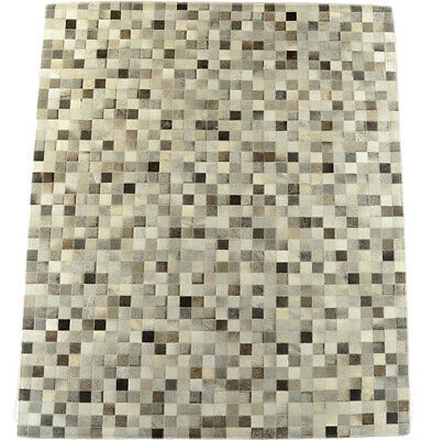 kuhfell stierfell beige grau 210 x 160 cm rinderfell cowhide rug eur 309 00 picclick de. Black Bedroom Furniture Sets. Home Design Ideas