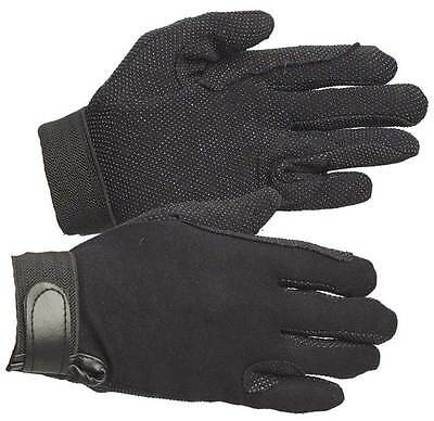 New Dublin Track Horse Riding Gloves Childs OR Adults - various colurs