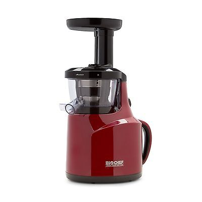 DEMO BioChef Slow Juicer - Red