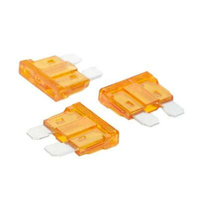 New 5A standard fuses, 5 AMP blade fuses, for car motorbike van, pack of 20