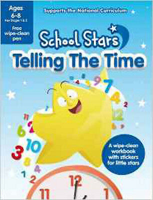 Telling the Time (School Stars), New, no author Book