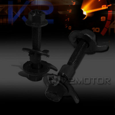 Front Camber Alignment 14mm Adjustable Cam Bolts Kit