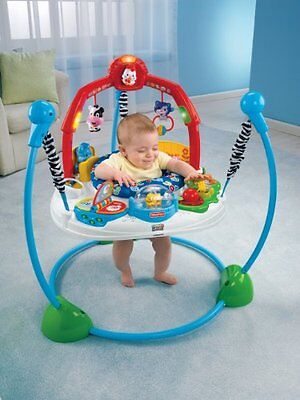 NEW Fisher Price Laugh & Learn Jumperoo FREE SHIPPING
