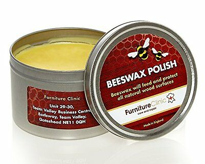 NEW Beeswax Polish  8.5 Fl Oz / 250ml FREE SHIPPING