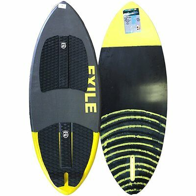 Exile Wake Double Carbon Fiber Epoxy A6 - Medium