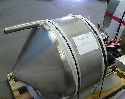 125 Gallon Stainless Steel Processing Tank