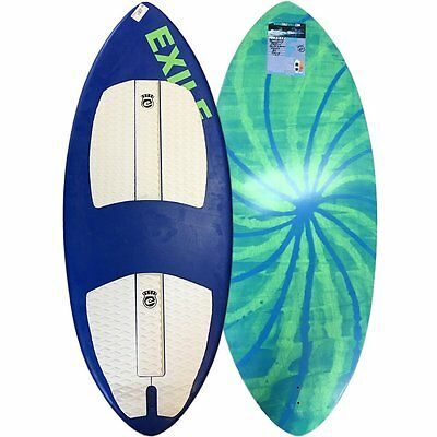 Exile Wake E-Glass Epoxy Accelerator Wakesurfer - Medium