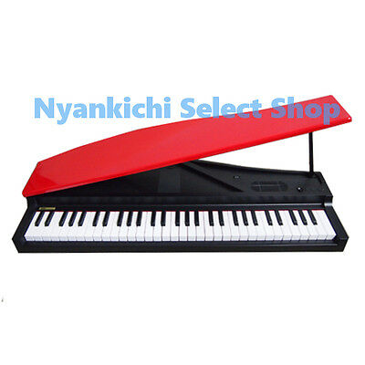 New KORG microPIANO Compact Electronic Piano 61 key Red