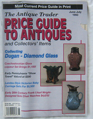 The Antique Trader Pricing Guide To Antiques and Collectors Items June-July 1993