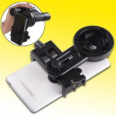 Universal Smartphone Adapter Holder Mount Bracket, Binocular Monocular Telescope