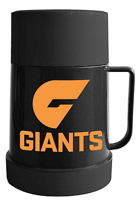 Greater Western Sydney Giants AFL Plastic Drink Thermos Flask